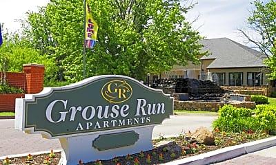 Community Signage, Grouse Run Apartments, 2