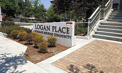 Logan Place Apartments, 1