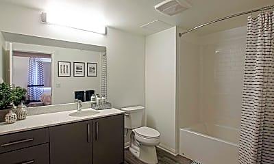 Bathroom, Vivere Flats, 2