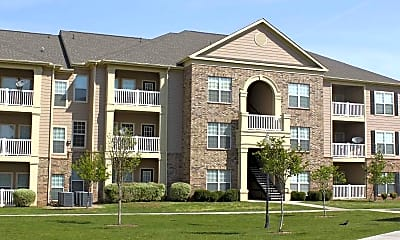 Building, Town Parc Apartments, 1