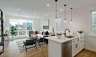 Kitchen, 2421 N Mascher St 306, 1