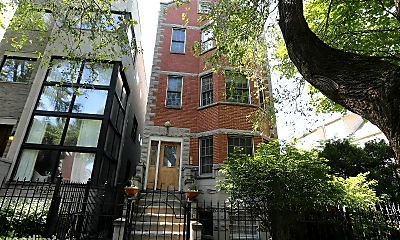 Building, 1527 W School St, 0