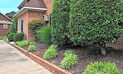 Landscaping, Bay Properties, 1