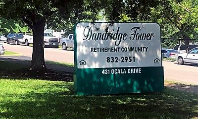 Dandridge Towers Apartments, 1