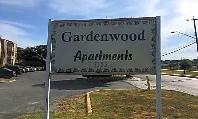 Gardenwood Apartments, 1