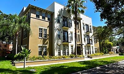 Building, BC Tampa Properties, 1