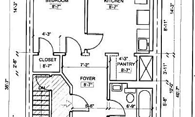 Bathroom, 54 Saxton St, 2
