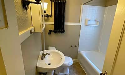 Bathroom, 2034 N. High Street, 2