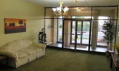 Living Room, Johnson House Apartments II, 1