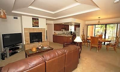 Living Room, 5051 N Sabino Canyon Rd 1205, 0