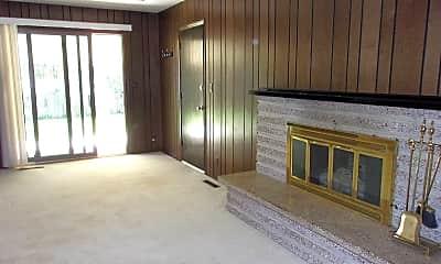 Living Room, 1324 Green St., 1