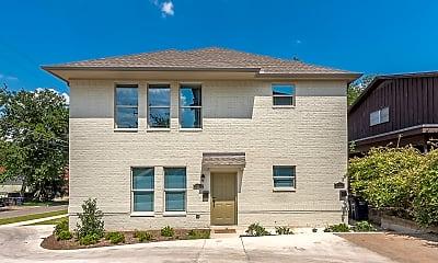 Building, 2801 Sandage, 1