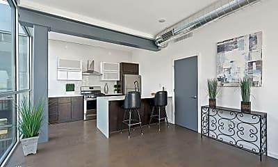 Kitchen, 1235 N Franklin St, 1