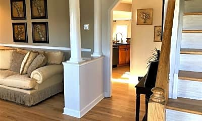 Living Room, 193 Riddle Ave SUMMER, 1