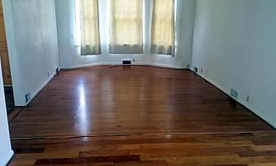 Living Room, 411 Noble Street, 2