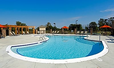 Pool, 1000 Willow Oak Ln, 1