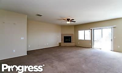 Living Room, 7902 N Blue Brick Dr, 1