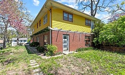 Building, 1333 E 84th Terrace, 0