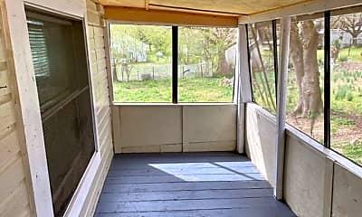 Patio / Deck, 5122 Main Dr, 2
