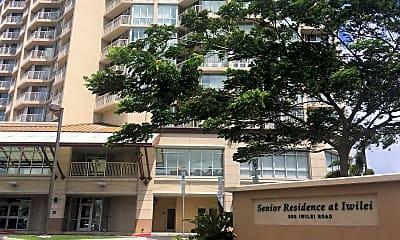 Senior Residences at Iwilei, 1