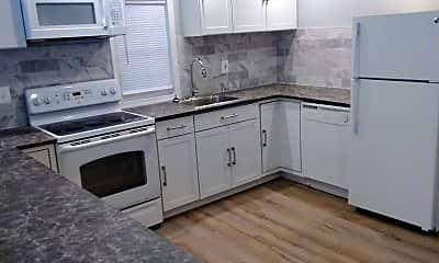 Kitchen, 5611 Davey St, 1