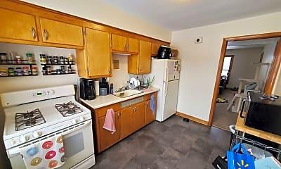 Kitchen, 7254 W Center St, 2