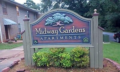 Midway Gardens Apartments/Oakwood Apartments, 1