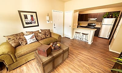 Living Room, Enclave At Cityview, 0