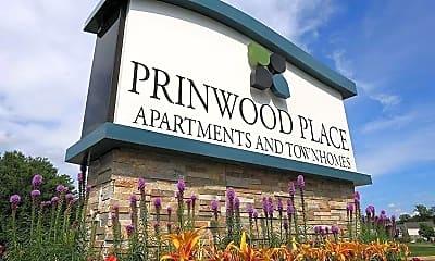 Community Signage, Prinwood Place, 0