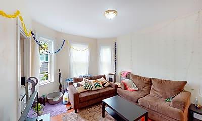 Living Room, 380 Washington Street, Unit 2, 0