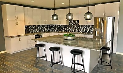 Kitchen, The Willows at Rahway, 1