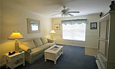 Living Room, 6844 Sandtrap Dr 4, 1