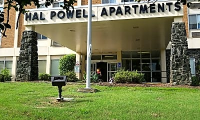 Hal Powell Apartments, 1