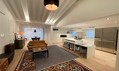 Living Room, 550 W 50th St, 0