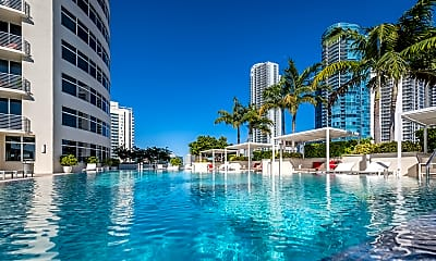 Pool, 400 SW 1st Ave 2210, 0