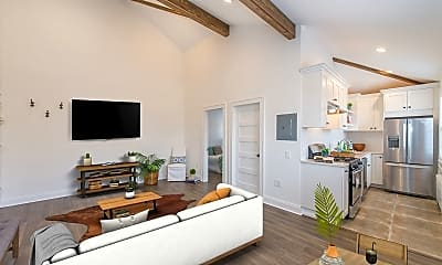 Living Room, 380 Claremont Ave 10, 0