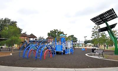 Playground, 900 E Airport Blvd, 2