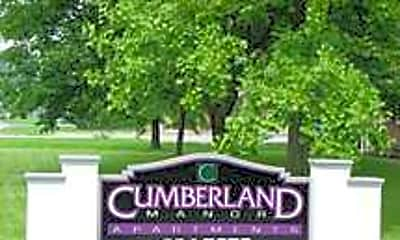 Cumberland Manor Apartments, 1