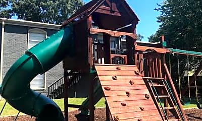 Playground, The Willows Apartments, 1