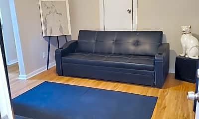 Living Room, 3802 Roanoke Ave, 1