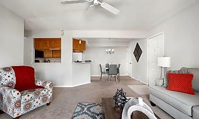 Living Room, Bennington Pond, 1