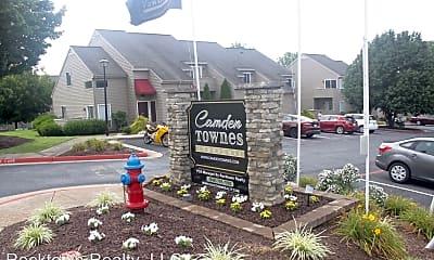Community Signage, 1386 Bradley Dr, 2