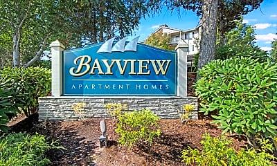 Community Signage, Bayview, 2