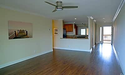 Living Room, 600 E Oceanfront, 0
