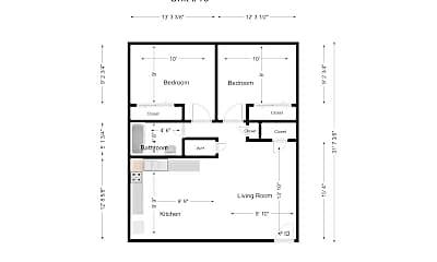 Building, 4630 E Asbury Cir, 2