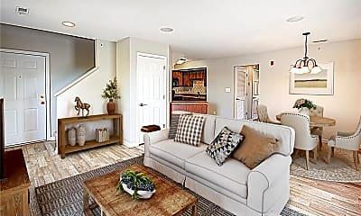 Living Room, 310 Stonewall Creek Dr, 1