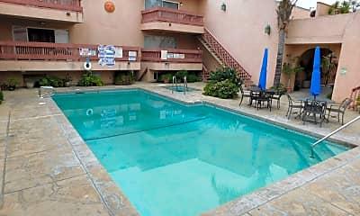 Pool, 7924 Woodman Ave., Unit #17, 1