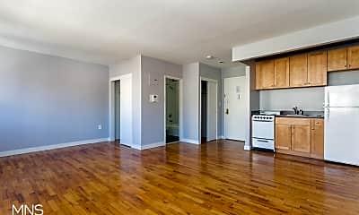 Living Room, 345 W 30th St 9-C, 1