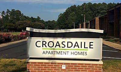 Croasdaile Crossings, 1
