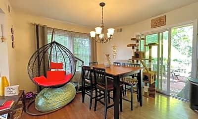 Dining Room, 237 Arlington Ave, 1